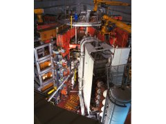 JET FUSION REACTOR AT CULHAM, OXFORD, UK